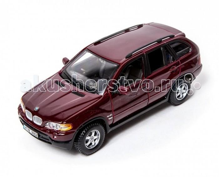 Bburago 1:24 Машина BMW X51:24 Машина BMW X5Машина Bburago BMW X5 – это копия настоящего автомобиля с полной детализацией всех частей, 1:24  Игрушка выполнена из высококачественного металла и пластика. Детали и края аккуратно обработаны.   Коллекционные машинки Бураго развивают у ребенка развивают координацию движений и меткость, пространственное и образное мышление, воображение, мелкую моторику. С мини-модельками автомобилей Bburago игра станет настолько увлекательной, что оторваться будет невозможно!   Компания Bburago – мировой лидер в производстве коллекционных моделей автомобилей. Более 30 лет профессиональные дизайнеры Bburago разрабатывают точные копии современных машин и ретро машин известных марок. С автомобилями Bburago можно не только играть, но и сделать их частью своей коллекции!<br>