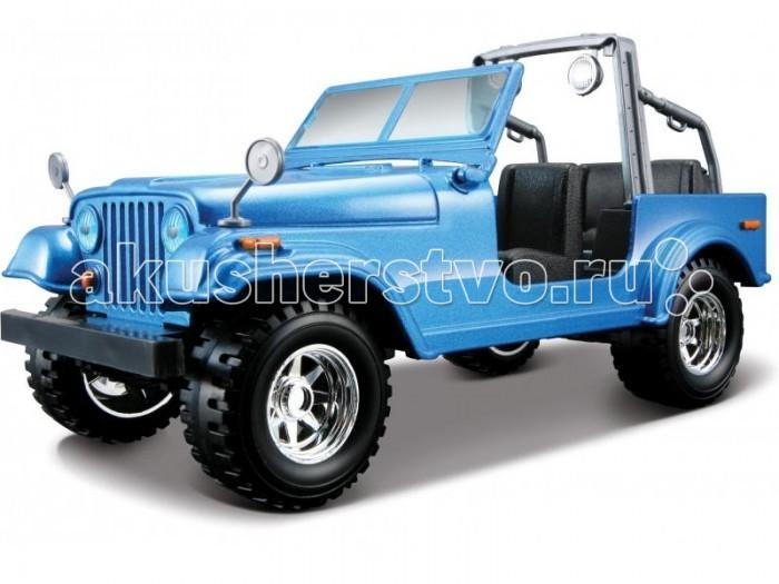 Bburago ������ Jeep Wrangler