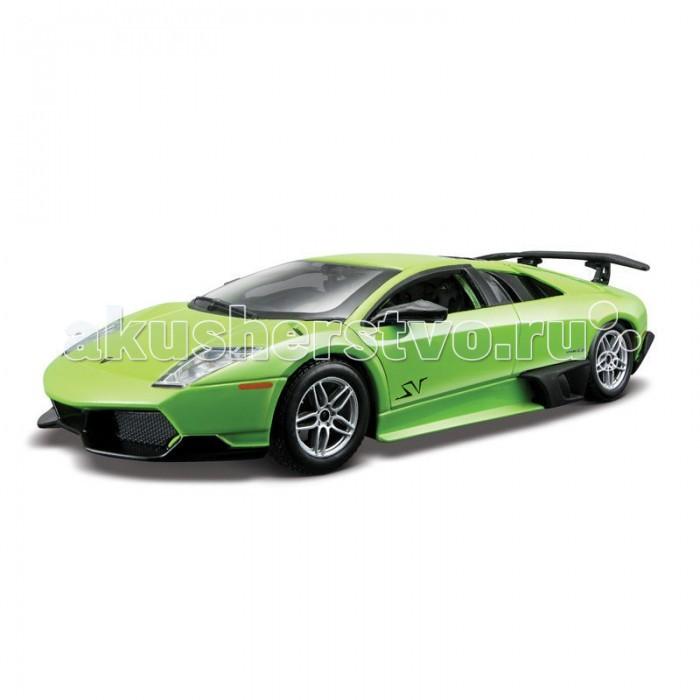 Bburago Машина для сборки Lamborghini Murcielago LP670-4 SV 1:24
