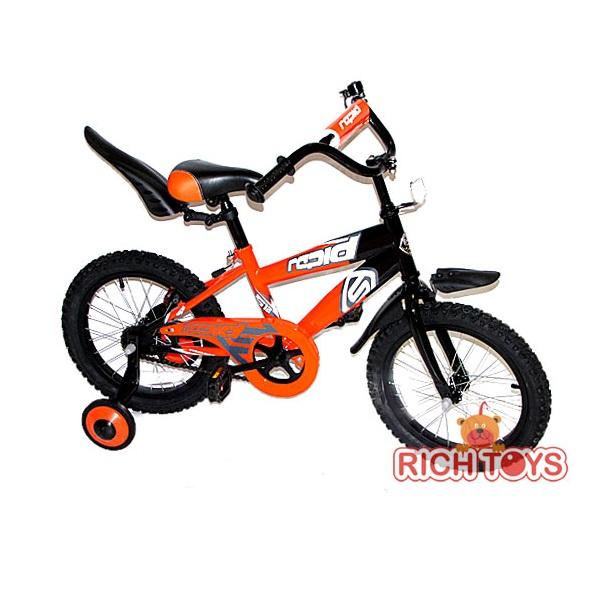 Двухколесные велосипеды Rapid Sport FB 16
