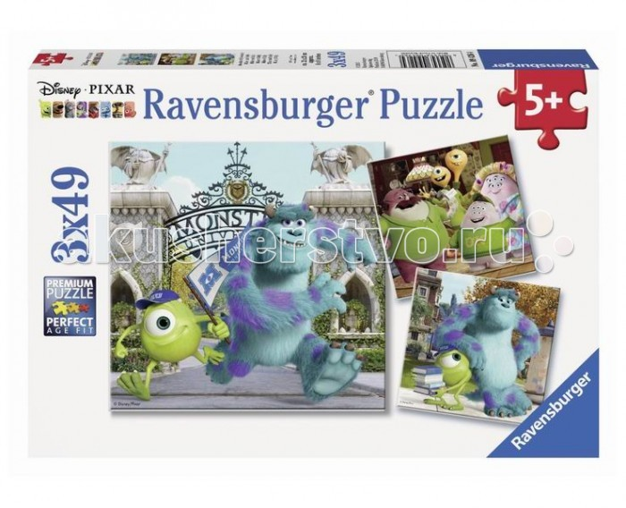 Ravensburger ���� ����������� ��������: ���� � ����� 3�49 ���������