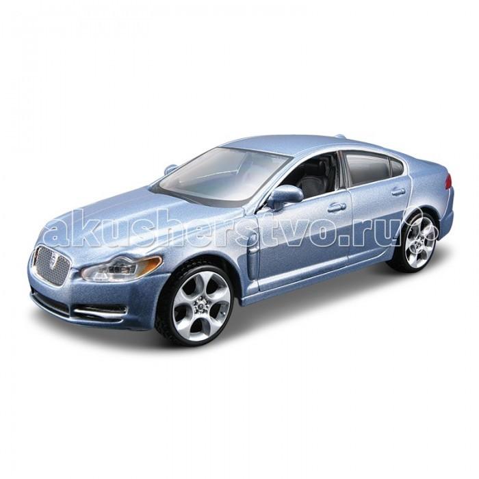 Bburago Машина Jaguar XFМашина Jaguar XFМашина Bburago Jaguar XF – это копия настоящего автомобиля с полной детализацией всех частей, 1:32  Игрушка выполнена из высококачественного металла и пластика. Детали и края аккуратно обработаны.   Коллекционные машинки Бураго развивают у ребенка развивают координацию движений и меткость, пространственное и образное мышление, воображение, мелкую моторику. С мини-модельками автомобилей Bburago игра станет настолько увлекательной, что оторваться будет невозможно!   Компания Bburago – мировой лидер в производстве коллекционных моделей автомобилей. Более 30 лет профессиональные дизайнеры Bburago разрабатывают точные копии современных машин и ретро машин известных марок. С автомобилями Bburago можно не только играть, но и сделать их частью своей коллекции!<br>
