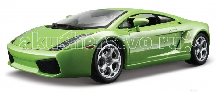 Bburago Машина Lamborghini Gallardo LP560-4 2008Машина Lamborghini Gallardo LP560-4 2008Машина Bburago Lamborghini Gallardo LP560-4 2008 – это копия настоящего автомобиля с полной детализацией всех частей, 1:32  Игрушка выполнена из высококачественного металла и пластика. Детали и края аккуратно обработаны.   Коллекционные машинки Бураго развивают у ребенка развивают координацию движений и меткость, пространственное и образное мышление, воображение, мелкую моторику. С мини-модельками автомобилей Bburago игра станет настолько увлекательной, что оторваться будет невозможно!   Компания Bburago – мировой лидер в производстве коллекционных моделей автомобилей. Более 30 лет профессиональные дизайнеры Bburago разрабатывают точные копии современных машин и ретро машин известных марок. С автомобилями Bburago можно не только играть, но и сделать их частью своей коллекции!<br>