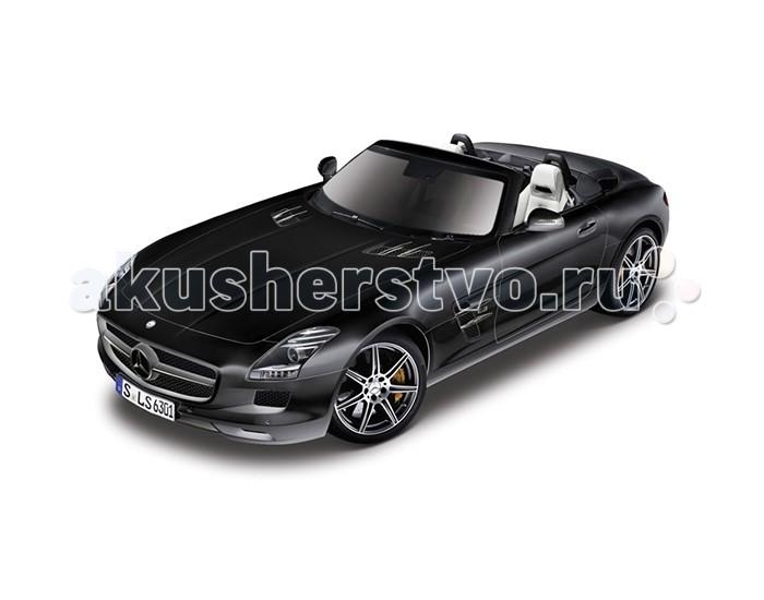 Bburago Машина Mercedes-Benz SLS AMG CabrioМашина Mercedes-Benz SLS AMG CabrioМашина Bburago Mercedes-Benz SLS AMG Cabrio – это копия настоящего автомобиля с полной детализацией всех частей, 1:32  Игрушка выполнена из высококачественного металла и пластика. Детали и края аккуратно обработаны.   Коллекционные машинки Бураго развивают у ребенка развивают координацию движений и меткость, пространственное и образное мышление, воображение, мелкую моторику. С мини-модельками автомобилей Bburago игра станет настолько увлекательной, что оторваться будет невозможно!   Компания Bburago – мировой лидер в производстве коллекционных моделей автомобилей. Более 30 лет профессиональные дизайнеры Bburago разрабатывают точные копии современных машин и ретро машин известных марок. С автомобилями Bburago можно не только играть, но и сделать их частью своей коллекции!<br>