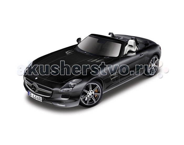 Bburago ������ Mercedes-Benz SLS AMG Cabrio