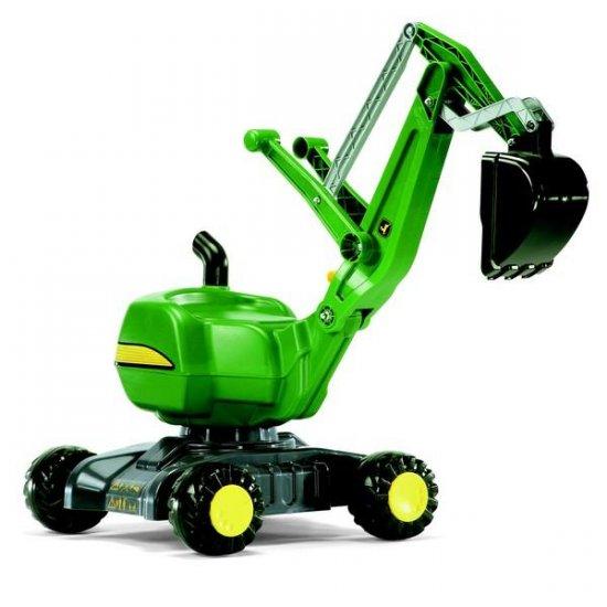 ������� Rolly Toys ���������� Digger John Deer