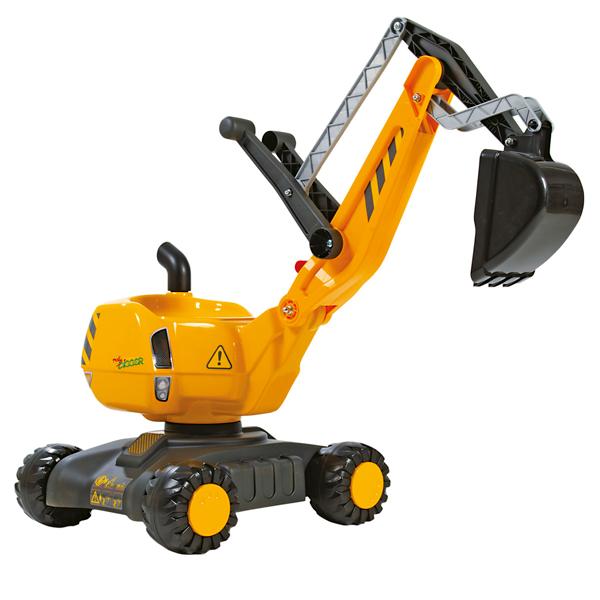 ������� Rolly Toys ���������� Digger mit Rader
