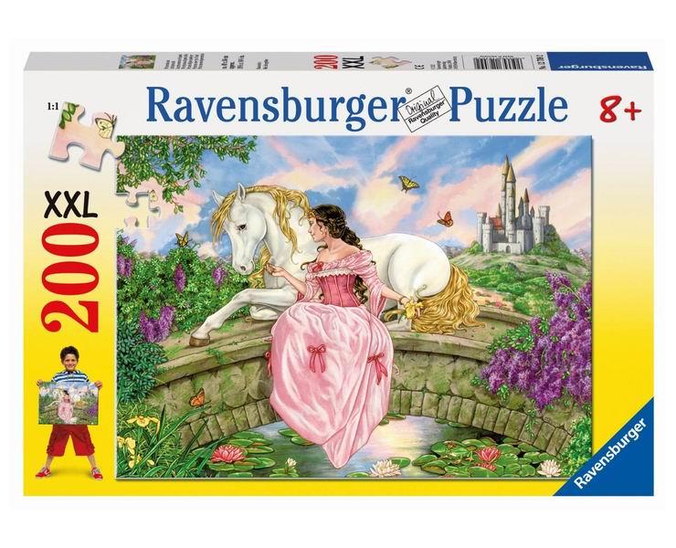 Ravensburger Пазл Принцесса на пруду 200 элементов