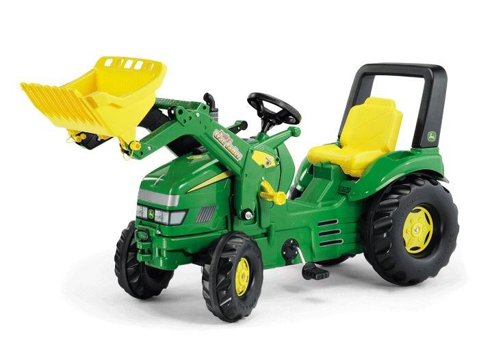 Педальные машины Rolly Toys Акушерство. Ru 10590.000