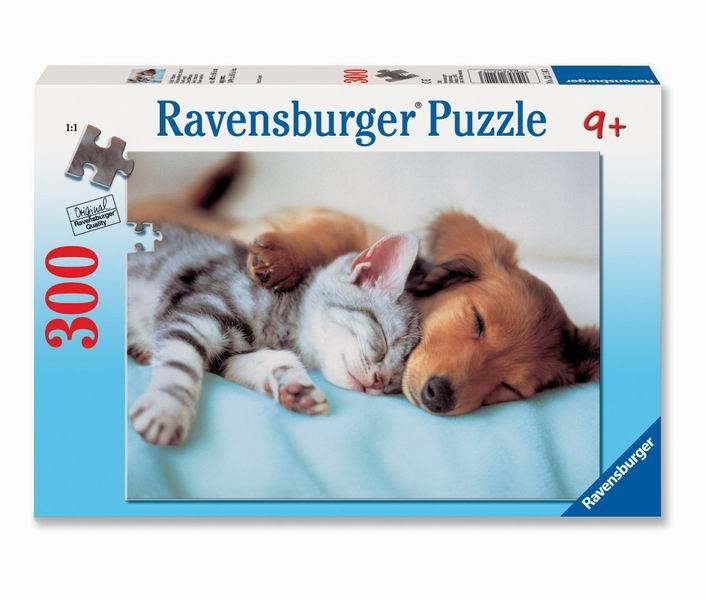 Пазлы Ravensburger Пазл Сладкие сны 300 элементов