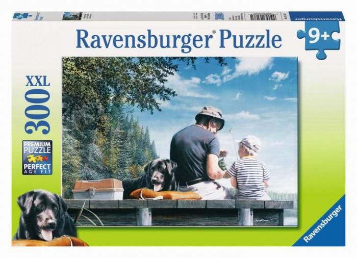 Ravensburger Пазл На рыбалке 300 элементов