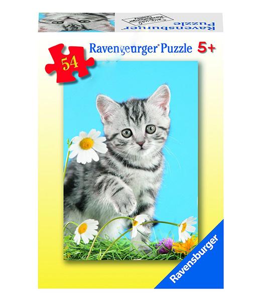 Пазлы Ravensburger Минипазл Детеныши животных 54 элемента в ассортименте