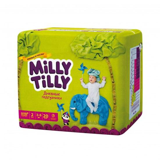 Milly Tilly ������� ���������� ���� 3-6 �� 20 ��.
