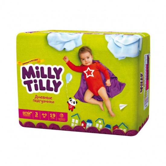 Milly Tilly ������� ���������� ���� 4-9 �� 19 ��.
