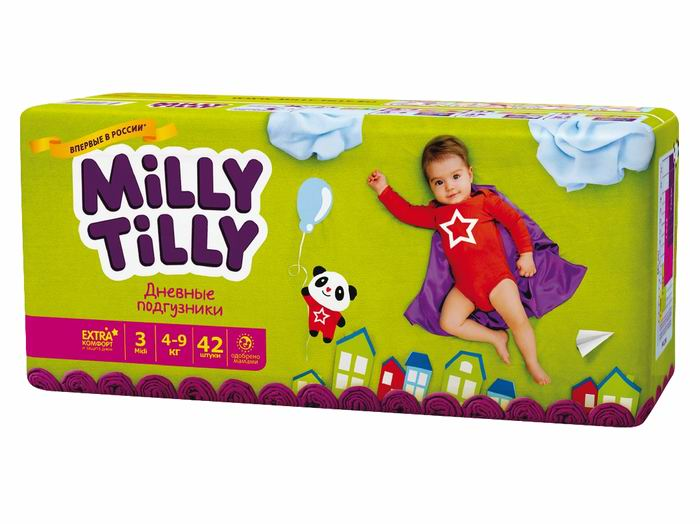 Milly Tilly ������� ���������� ���� 4-9 �� 42 ��.