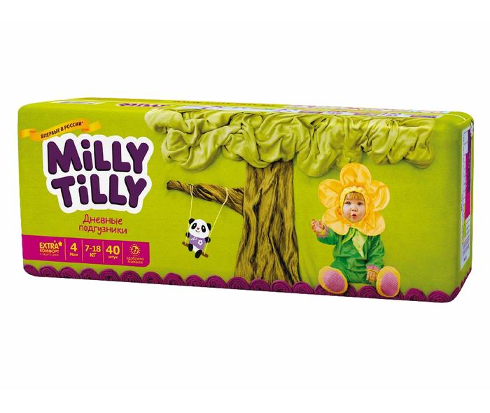 Milly Tilly ������� ���������� ����� 7-18 �� 40 ��.