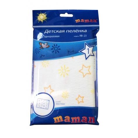 Одноразовые пеленки Maman Акушерство. Ru 90.000