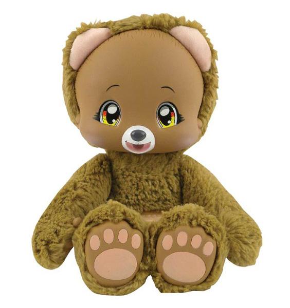 Интерактивные игрушки Zoopy Плюшевый Мишка со звуком