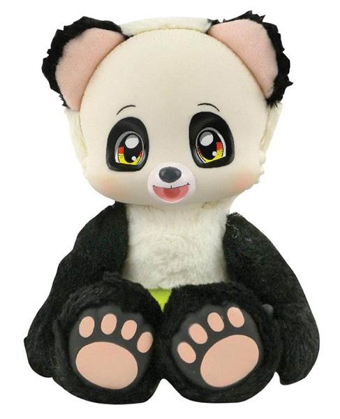 Интерактивные игрушки Zoopy Плюшевая Панда со звуком