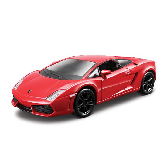 Bburago Машина для сборки Lamborghini Gallardo LP560-4Машина для сборки Lamborghini Gallardo LP560-4Машина для сборки Bburago Lamborghini Gallardo LP560-4 – это великолепная детальная копия шикарного одноименного автомобиля, представляет собой не только коллекционную автомодель, но и конструктор   Особенности:    Металлический корпус обеспечивает игрушке долговечность, он окрашен настоящей автомобильной краской и выглядит очень эффектно.  Машина выполнена в масштабе 1:32 к оригиналу.  В мини-копии можно повернуть руль, открыть двери, капот и багажник.  Ребенок сможет играть машинкой в гонки или собирать ее как конструктор.  Машина собирается несложно, детали легко и надежно крепятся между собой, образуя в результате прекрасный автомобиль.  С помощью этой машинки малыш научится усидчивости, ознакомиться с устройством автомобиля, а так же кроха будет стимулировать свою двигательную активность.    Игрушка выполнена из высококачественного металла и пластика. Детали и края аккуратно обработаны.   Коллекционные машинки Бураго развивают у ребенка развивают координацию движений и меткость, пространственное и образное мышление, воображение, мелкую моторику. С мини-модельками автомобилей Bburago игра станет настолько увлекательной, что оторваться будет невозможно!   Компания Bburago – мировой лидер в производстве коллекционных моделей автомобилей. Более 30 лет профессиональные дизайнеры Bburago разрабатывают точные копии современных машин и ретро машин известных марок. С автомобилями Bburago можно не только играть, но и сделать их частью своей коллекции!<br>