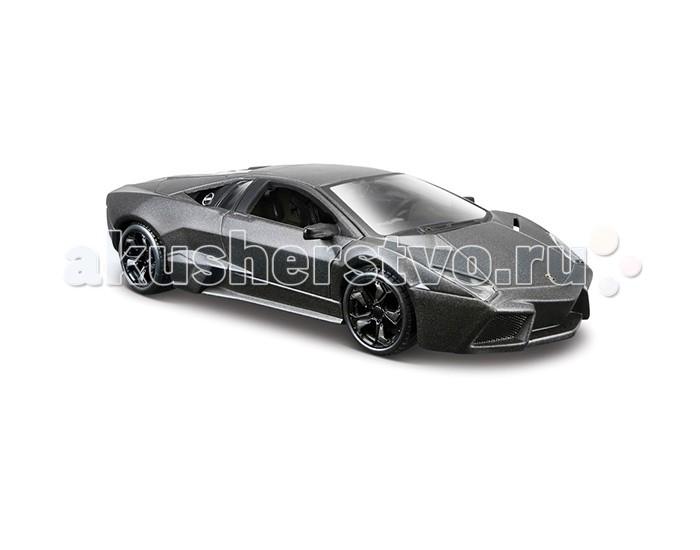 Bburago 1:32 Машина для сборки Lamborghini Reventon1:32 Машина для сборки Lamborghini ReventonМашина для сборки Bburago Lamborghini Reventon – это великолепная детальная копия шикарного одноименного автомобиля, представляет собой не только коллекционную автомодель, но и конструктор   Особенности:    Металлический корпус обеспечивает игрушке долговечность, он окрашен настоящей автомобильной краской и выглядит очень эффектно.  Машина выполнена в масштабе 1:32 к оригиналу.  В мини-копии можно повернуть руль, открыть двери, капот и багажник.  Ребенок сможет играть машинкой в гонки или собирать ее как конструктор.  Машина собирается несложно, детали легко и надежно крепятся между собой, образуя в результате прекрасный автомобиль.  С помощью этой машинки малыш научится усидчивости, ознакомиться с устройством автомобиля, а так же кроха будет стимулировать свою двигательную активность.    Игрушка выполнена из высококачественного металла и пластика. Детали и края аккуратно обработаны.   Коллекционные машинки Бураго развивают у ребенка развивают координацию движений и меткость, пространственное и образное мышление, воображение, мелкую моторику. С мини-модельками автомобилей Bburago игра станет настолько увлекательной, что оторваться будет невозможно!   Компания Bburago – мировой лидер в производстве коллекционных моделей автомобилей. Более 30 лет профессиональные дизайнеры Bburago разрабатывают точные копии современных машин и ретро машин известных марок. С автомобилями Bburago можно не только играть, но и сделать их частью своей коллекции!<br>