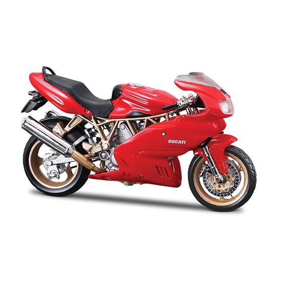 Bburago Мотоцикл Ducati Supersport 900Мотоцикл Ducati Supersport 900Мотоцикл Bburago Ducati Supersport 900 – это копия настоящего мотоцикла с полной детализацией всех частей, 1:18  Игрушка выполнена из высококачественного металла и пластика. Детали и края аккуратно обработаны.<br>