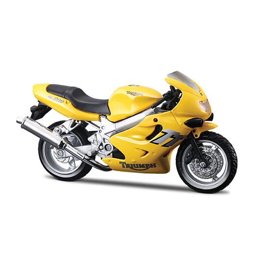 Машины Bburago Мотоцикл Triumph TT600