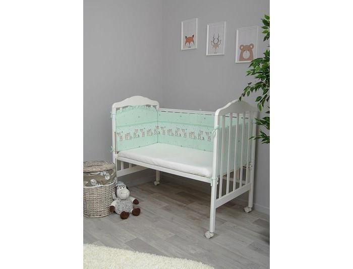 Бамперы для кроваток Тайна Снов Акушерство. Ru 1050.000