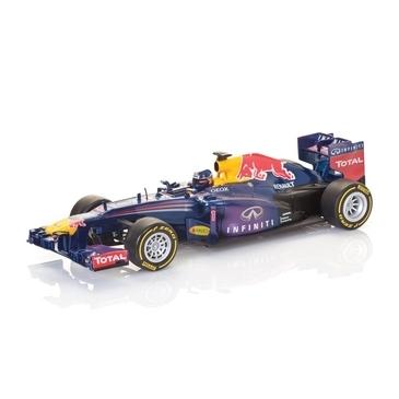 Bburago Машина Формула-1 Red Bull D-c Rb9