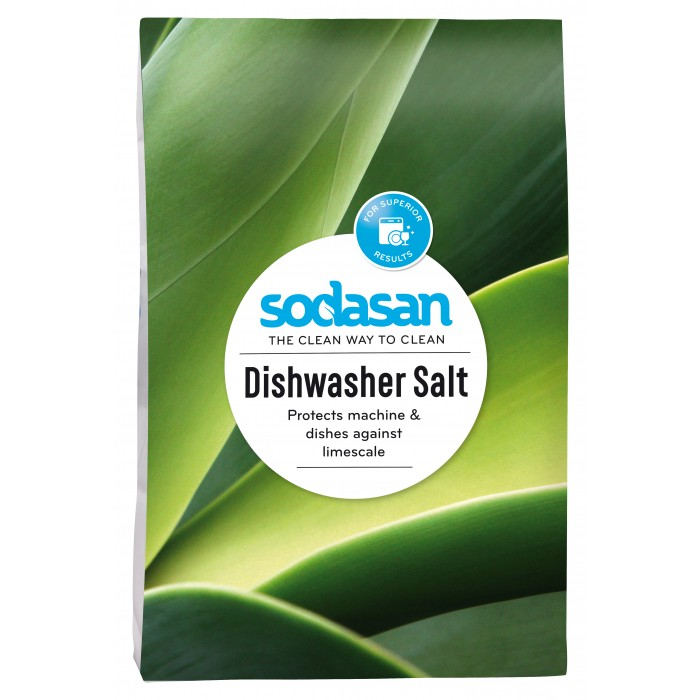 Sodasan Соль для посудомоечных машин 2 кг