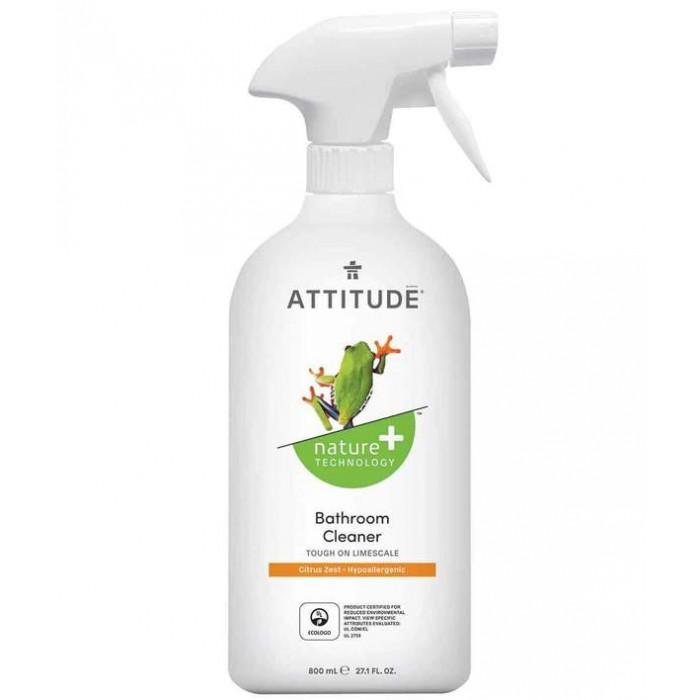 Моющие средства Attitude Очиститель для ванных комнат 800 мл