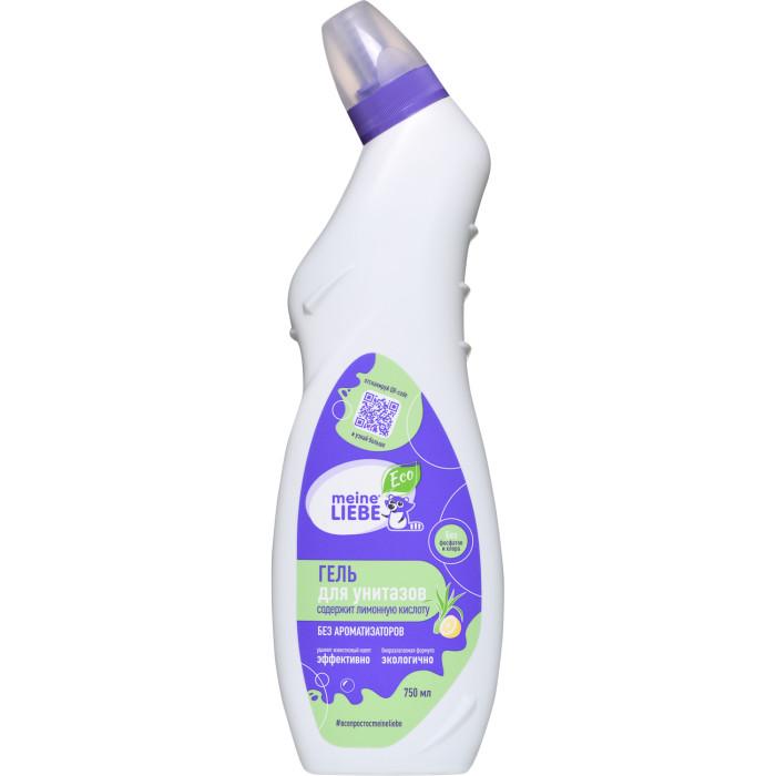 Моющие средства Meine Liebe Гель для чистки унитаза 750 мл