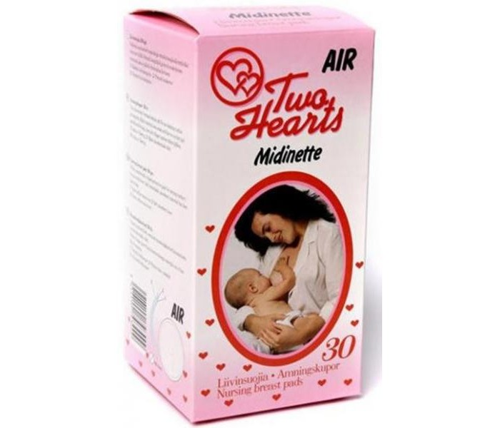 Vuokkoset Прокладки для кормящих матерей 30 шт