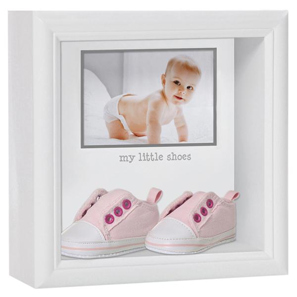 Фотоальбомы и рамки Pearhead Рамочка Мои первые ботиночки