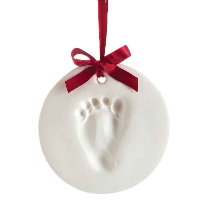 Pearhead Подарок на ленточке Пяточка-Ладошка (Отпечаток)