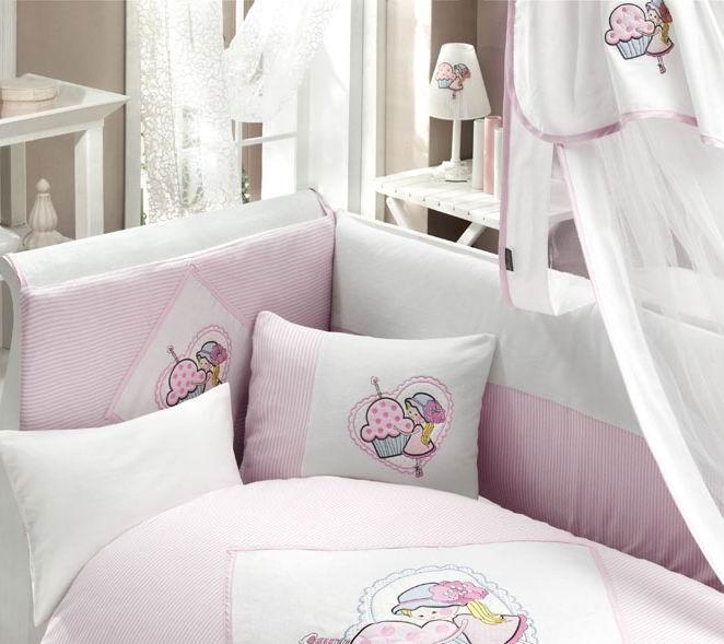 Балдахин для кроватки Bebe Luvicci Cutie Pie