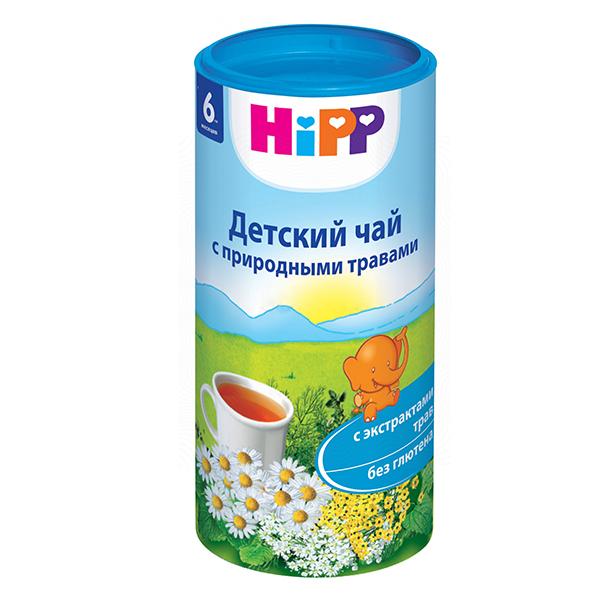 Чай Hipp Детский чай с природными травами 200 г.