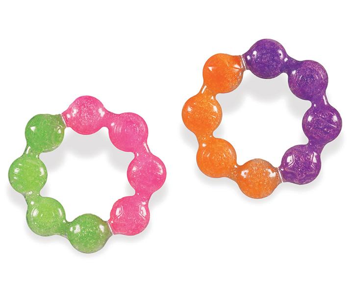 Прорезыватель Munchkin ЦветокЦветокМатериал, из которого он изготовлен, не токсичен, безопасен для здоровья малыша, не вызывает аллергических реакций.  Можно охлаждать с гелем в холодильнике Успокаивает десна при прорезывании зубов Удобно размещается в руке Имеет разную текстуру поверхности и цвет Предназначен для детей в возрасте от рождения до 24 месяцев  Цвета в ассортименте.<br>