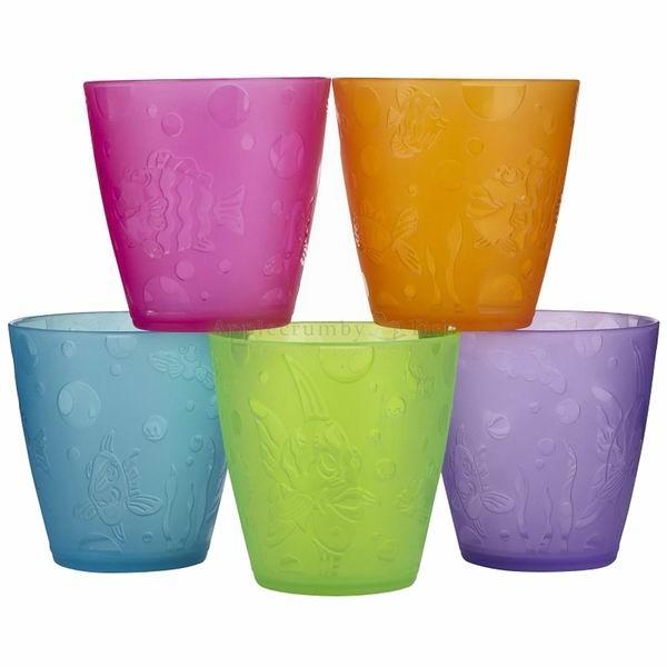 Посуда Munchkin Набор детских чашек 5 шт.