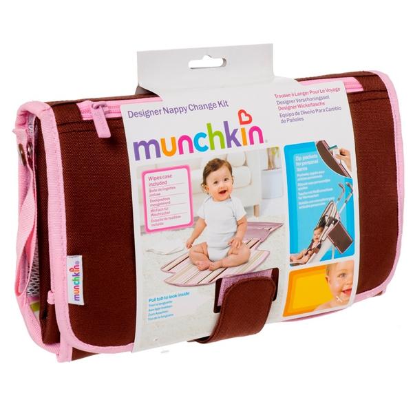 Накладки для пеленания Munchkin дорожный матрасик