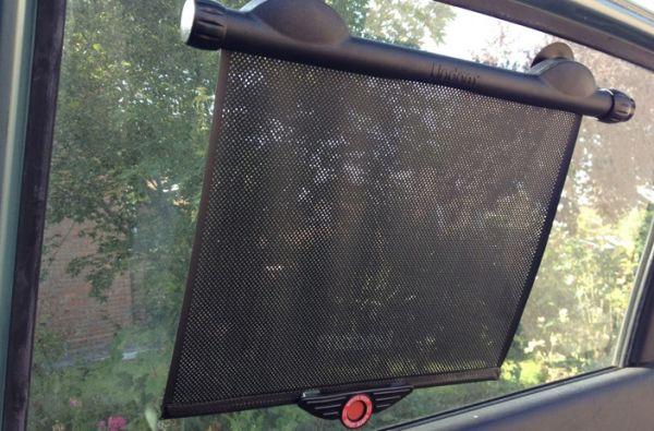 Аксессуары для автомобиля Lindam Шторка от солнца 2 шт.