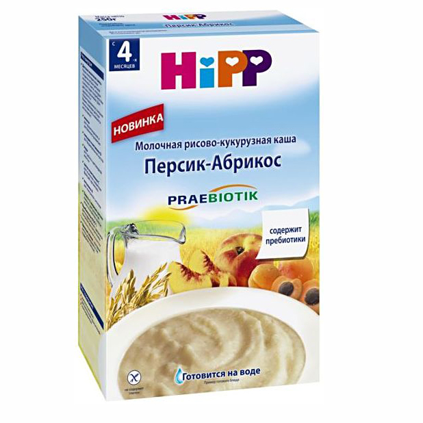 Hipp �������� ������-���������� ���� ������-������� � 4 ���., 250 ��.