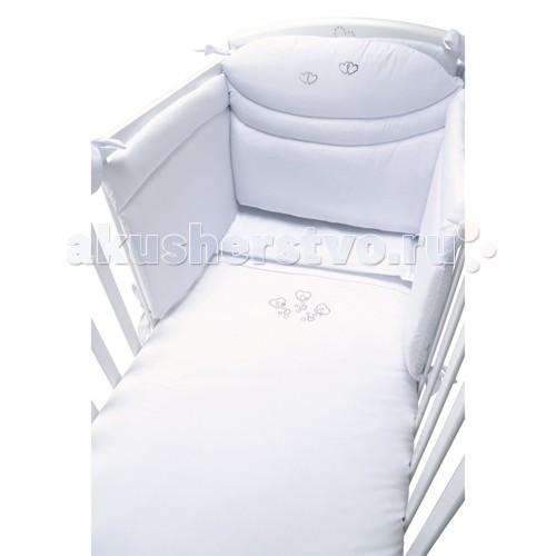 Комплект в кроватку Foppapedretti Cristallino (4 предмета)