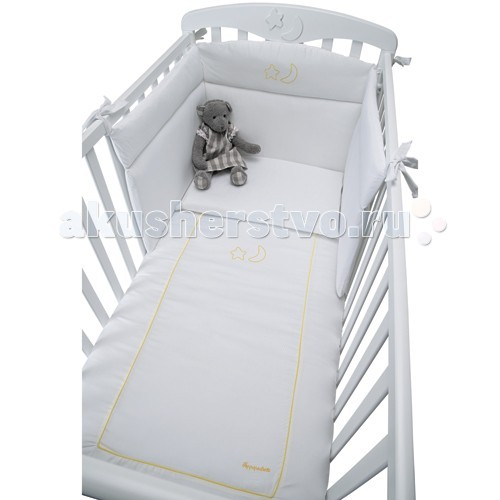 Комплект в кроватку Foppapedretti Luccichino (4 предмета)