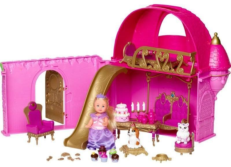 Куклы Simba Ева Замок мечты