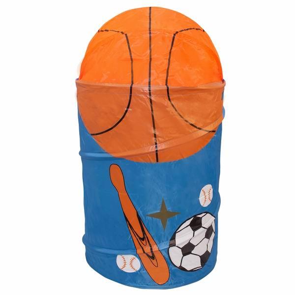 Ящики для игрушек Amalfy Корзина для игрушек Баскетбол