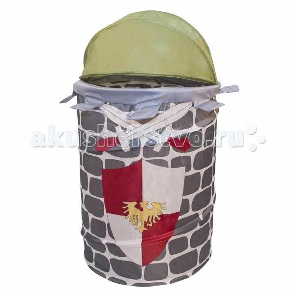 Ящики для игрушек Amalfy Корзина для игрушек Замок короля
