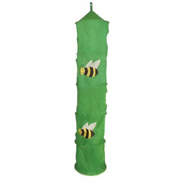 Ящики для игрушек Amalfy Корзина для игрушек подвесная Пчелки