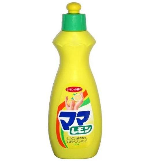 Lion Средство жидкое Mama Lemon для мытья посуды 800 мл