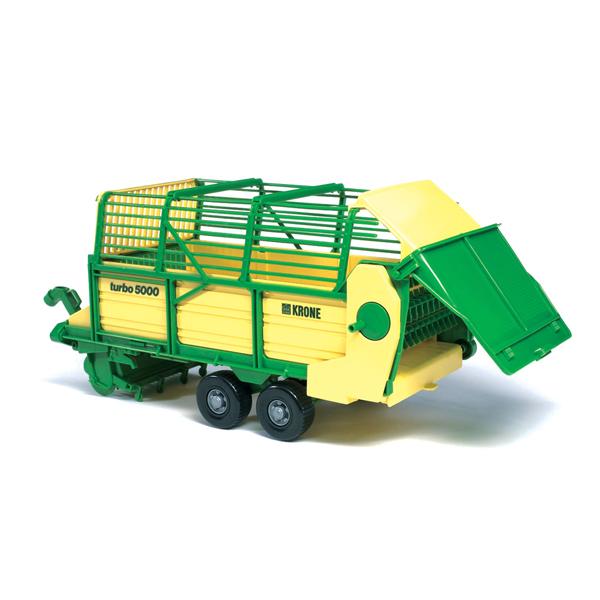 Bruder Прицеп для перевозки кормов